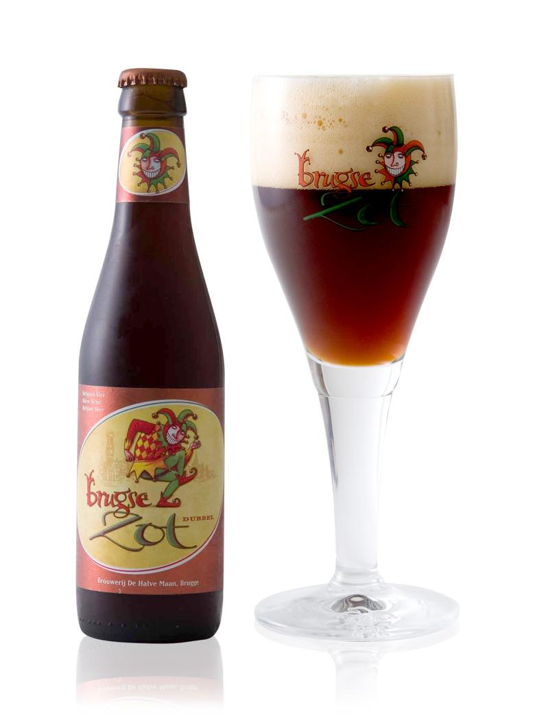 チョコレートやカラメルのようなフレーバーもある濃厚な味わい 直営限定アウトレット ベルギービール 販売 輸入 ビール お気に入 ダブル330ml ブルッグス ゾット