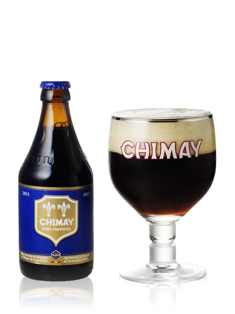 本店 訳あり品送料無料 カラメルのような香ばしさ 濃厚なボディでスパイシーな味わいの修道院で造られたビール ブルー330ml シメイ