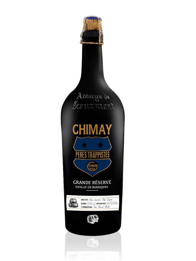 ベルギービール シメイ グランドリザーブの年に2回のみ生産れる特別品です 信託 750ml お中元 エイジドオーク2016.08B.D グランドリザーブ