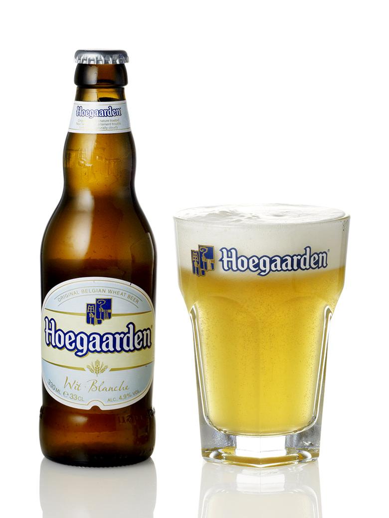 超人気 オレンジピール コリアンダーを使用した爽やかなホワイトビール ヒューガルデン 安い 激安 プチプラ 高品質 ホワイト 330ml