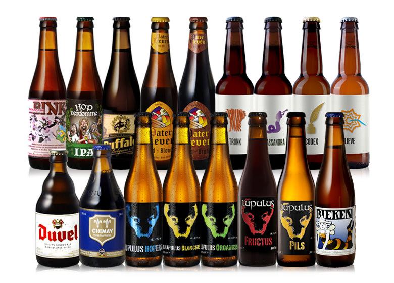 父の日の食卓に ベルギービールで乾杯 シェア飲みで家族の会話もはずみます 父の日に最適なベルギービール17本飲み比べセットです 父の日ギフト ベルギービール 売り出し セット 豪華 飲み比べ17本 スピード対応 全国送料無料 送料無料