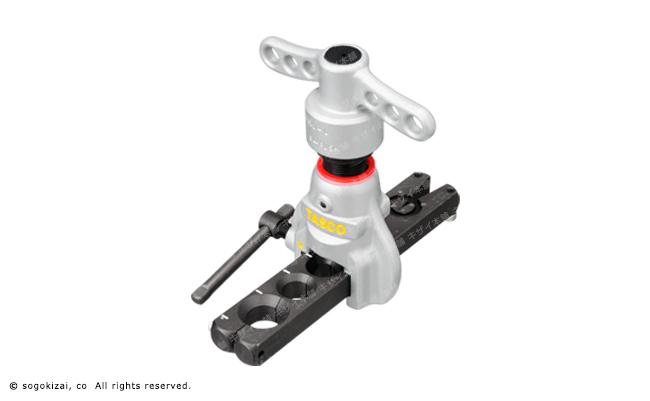 タスコ(TASCO)フレアツール(クラッチ機能付)クイックハンドル