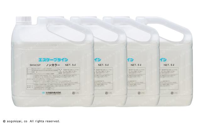 【年間3000リットルを販売】暖房専用ブライン(不凍液)ノンウォータータイプ(濃度調整済み)4缶セット