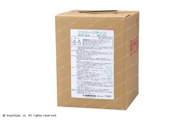 【導入コストが安く抑えられる】暖房・ロードヒーティング専用ブライン(不凍液)エスケーブラインEG(原液タイプ20リットル)