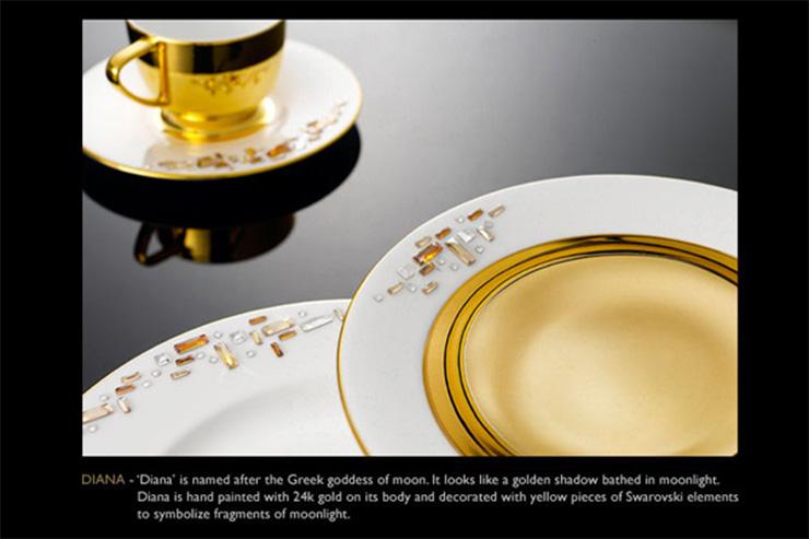 DIANAコーヒーカップセット