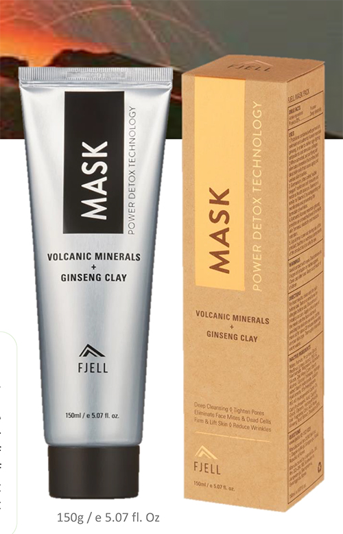 2個 ポゾラン ミネラル マスクパック POZZOLAN FDA認証 韓国コスメ 韓国美容 西麻布宮 美容 2個 送料無料