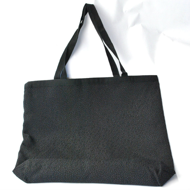 ブラックフォーマル用手提げバッグ★豪華なチュールレース素材のトートバッグ:R452:葬祭時のサブバッグ【メール便可1枚のみ】10P02Mar14