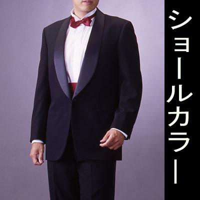 有料オプション:拝絹ショールカラ―又はピークドラペル:タキシード指定(Blackのみ) 当店でオーダースーツを作られた方のみのオプション