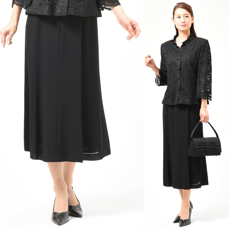 여름 용 블랙 정장 치마 여자 애도: EU-74 (블라우스 별매) 10P03Dec16