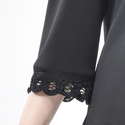 * 허 물 * 블랙 정장 블라우스 여성 재킷 · 애도: RL112492 (자 켓/하단 별매) 10P20Nov15