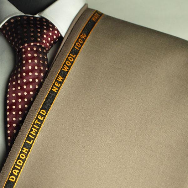 【お試し】当店で初めて作るお客様専用 【A】:お好みの素材・MILLIONTEX生地を使って縫製したスーツPOS500181 春夏用パターンオーダースーツ 用尺3mのS上下出来上がり価格/大きいサイズの方はお遠慮ください