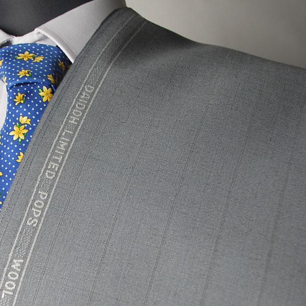 春夏用パターンオーダースーツ 用尺3mのS上下出来上がり本体価格28,000円/大きいサイズの方はお遠慮ください