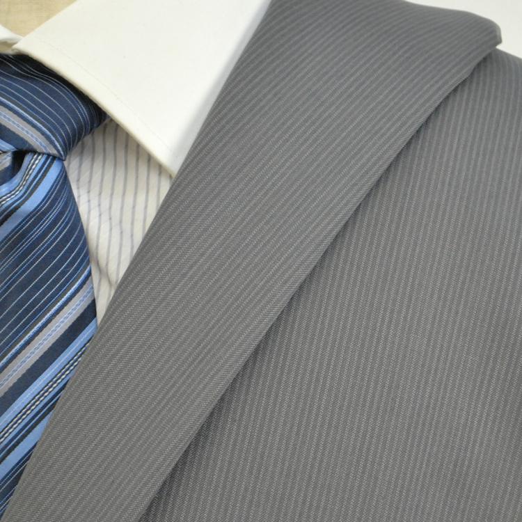 【A】:お好みの素材 ビッグサイズ(bigsize)の方に最適:夏用パターンオーダースーツ POS87161のS上下出来上がり価格