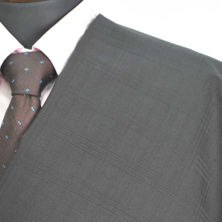 【A】:お好みの素材 ビッグサイズ(bigsize)の方に最適:夏用パターンオーダースーツ POS87820-A1のS上下出来上がり価格