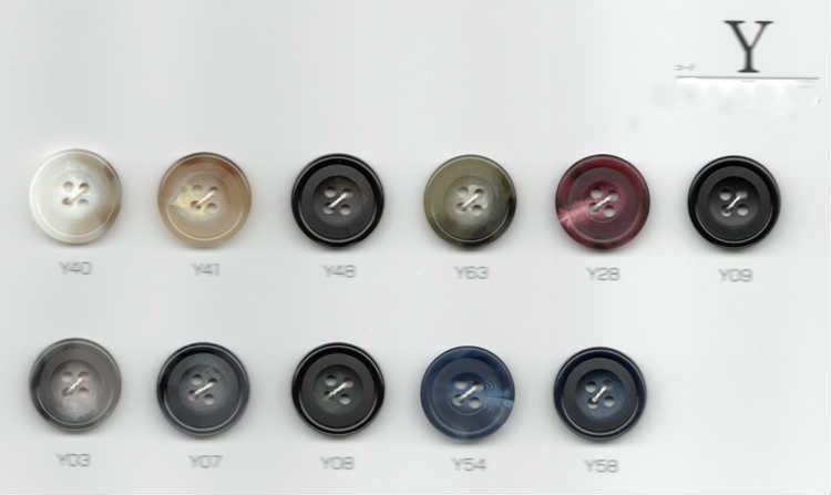 有料オプション:釦SAUNICORN778-2-bh1☆当店でオーダースーツを購入される時のオプション