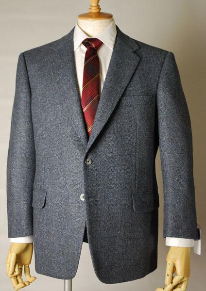 *合冬物日本製*衿巾8.5cmのジャケット・ブレザー :RM314BB体サイズBB3