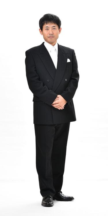 Ghk Web Shop Clothes Formal Black Suit Double Semi Formal