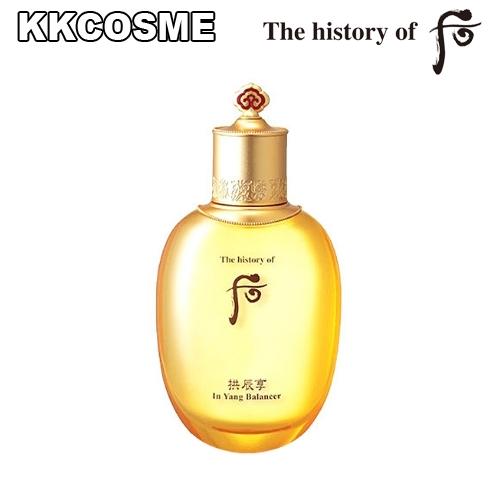 (ドフー The history of 后) 拱辰享-陰陽 バランサー(スキン/水液)150ml