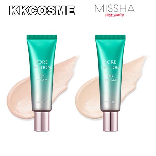 【ミシャ MISSHA】フォアファクションBBクリーム/さっぱりと仕上げているBBクリーム