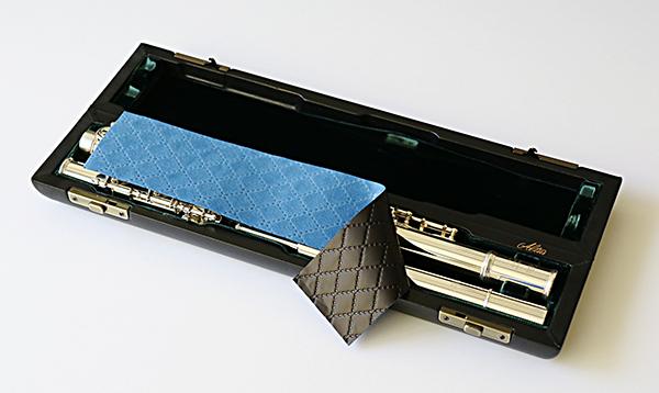 メール便配送可 インターセプトテクノロジー 人気の製品 変色防止布 超歓迎された フルート用