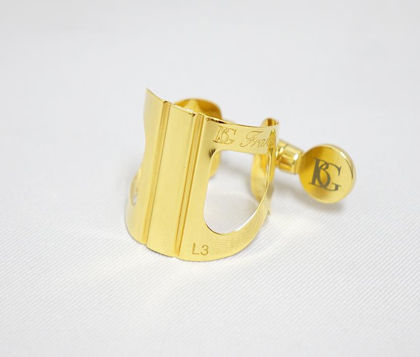 リガチャー BG トラディション ゴールド(B♭クラリネット用)