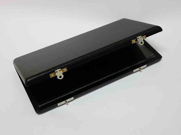 メール便配送可 日本最大級の品揃え リード ケース ギャラックス アルトサックス用 GCA10 特価品コーナー☆ B♭クラリネット 黒