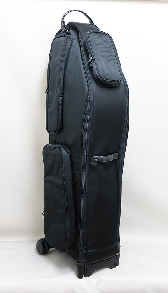 バリトンサックス ソフト ケース ガードバッグス(GARD BAGS)ウィリーシリーズ ナイロン製(黒)GBSN-BK