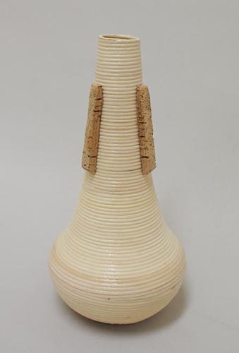 トランペットストレートミュート アムライン(Amrein) 籐製