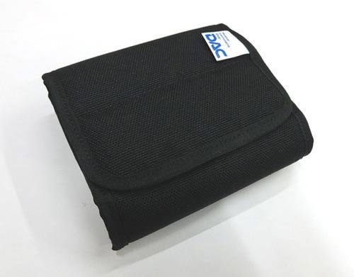 トランペットマウスピースケース お買い得 通販 激安◆ ポーチ ホルダー 4本用 DACオリジナル
