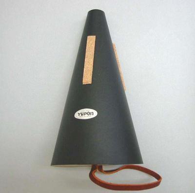 ホルンストレートミュート (チューニング管付き)ユポン