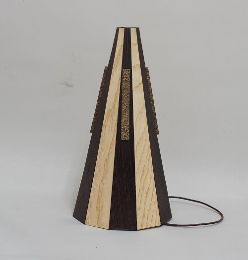 フレンチホルンストレートミュートRGC TPA10(ash tree & weng wood/12面) (チューニング管付き)