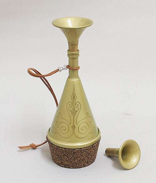 フレンチホルン ゲシュトップミュート ロメラ・ブラス (2 fix bell)