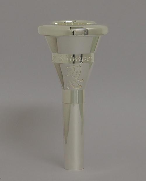チューバマウスピース ロメラ・ブラス シグネチャーシリーズ 次田心平モデル「忍」SHINOBI(E♭・F管用), シモヘイグン:67048086 --- data.gd.no