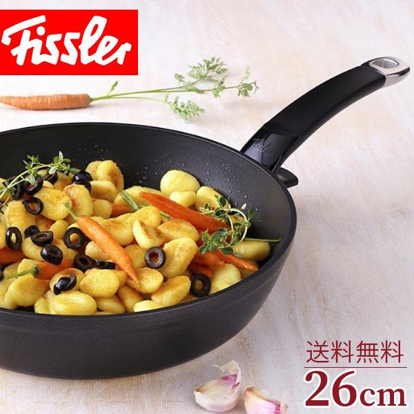 フライパン フィスラー(Fissler) ドイツ製 送料無料 26cm 159-103-26-100 カントリー