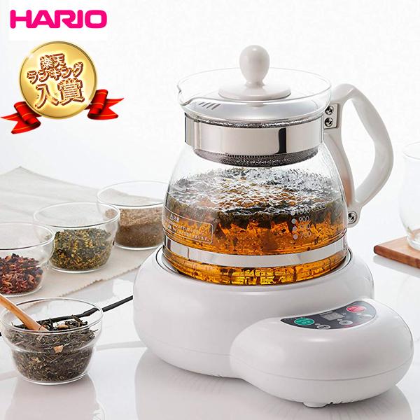 送料無料 ハリオ マイコン煎じ器3 1,000ml  HMJ3-1000W ★ランキング入賞