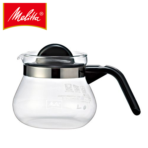 ランキング総合1位 使いやすさにこだわったコーヒーサーバー メリタ 新着 コーヒーサーバー MJ-9032 6杯用 カフェリーナ800ml