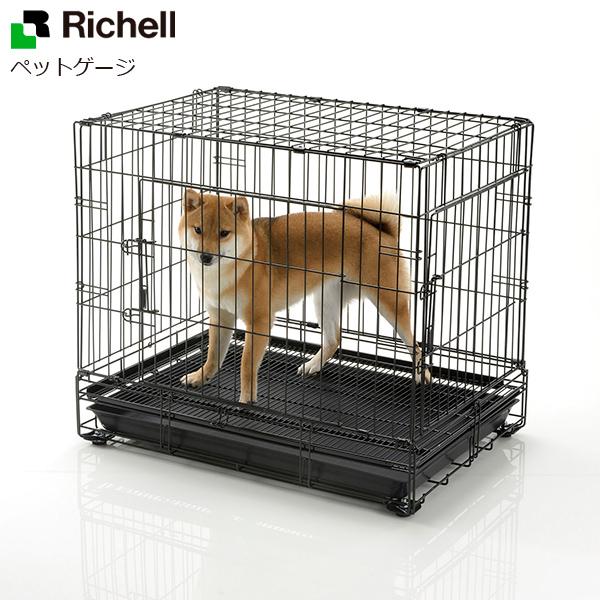 送料無料 リッチェル プロフェッショナルペーットケージ M