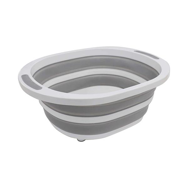 収納時に場所を取らない折り畳みタイプ タマハシ ☆最安値に挑戦 DS-09 折り畳み式洗い桶 デイズ 買取