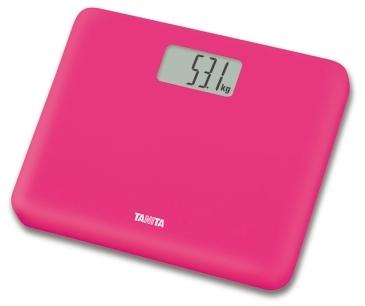乗るだけで電源ON 即出荷 タニタのヘルスメーター 送料無料 タニタ ピンク HD-660 卸売り デジタル体重計