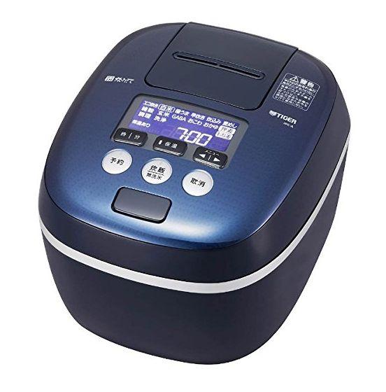送料無料 タイガー魔法瓶 圧力IH炊飯ジャー 5.5合 JPC-A101KA