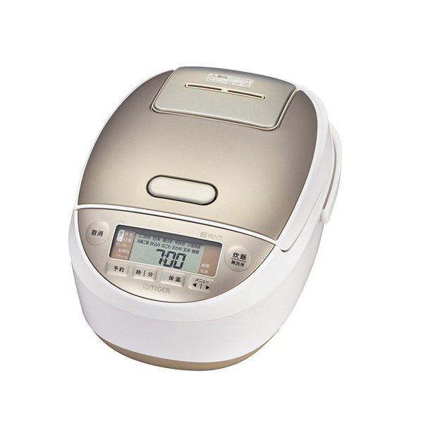 送料無料 タイガー魔法瓶 JPK-A100 W 圧力IH炊飯ジャー ホワイト