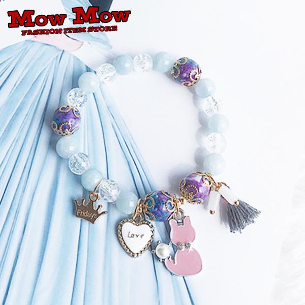 ブレスレット レディース ブレス 腕輪 ねこ w-bracelet0005 ☆新作入荷☆新品 花 おしゃれ 高級品 時計 かわいい