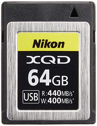 Nikon 限定Special 好評受付中 Price XQDメモリーカード 64GB MC-XQ64G