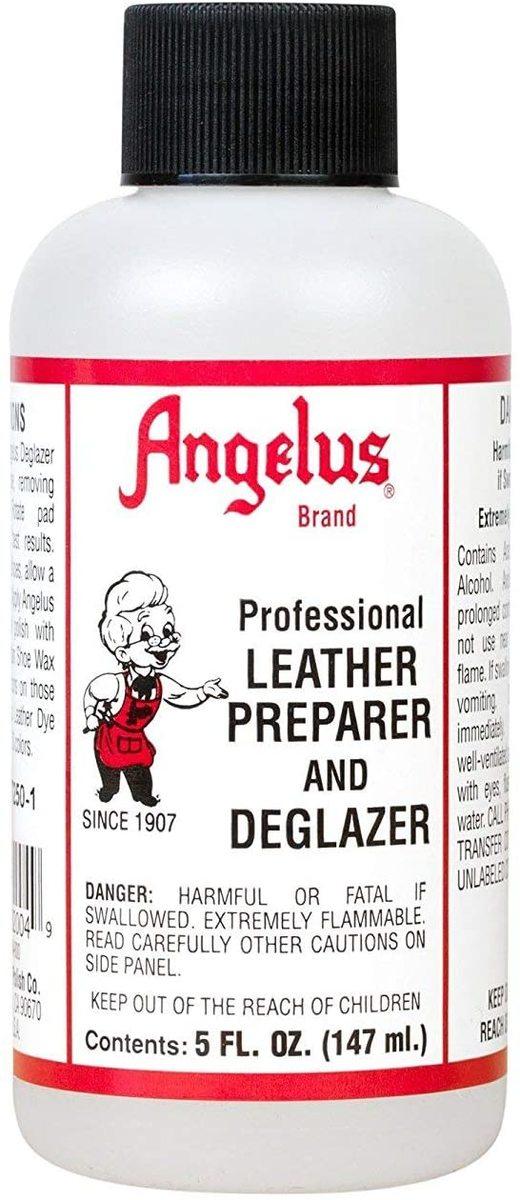 送料無料 最短即日発送 土日祝は除く Angelus アンジェラス レザー 5オンス デグレイザー レザープリペアラー 超目玉 輸入品 溶剤 高品質