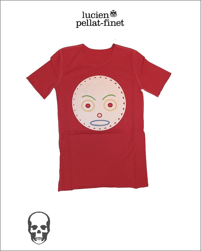 ルシアンペラフィネ ズール― マスク Tシャツ レディス 女性用lucien pellat-finet Tshirt WOMAN