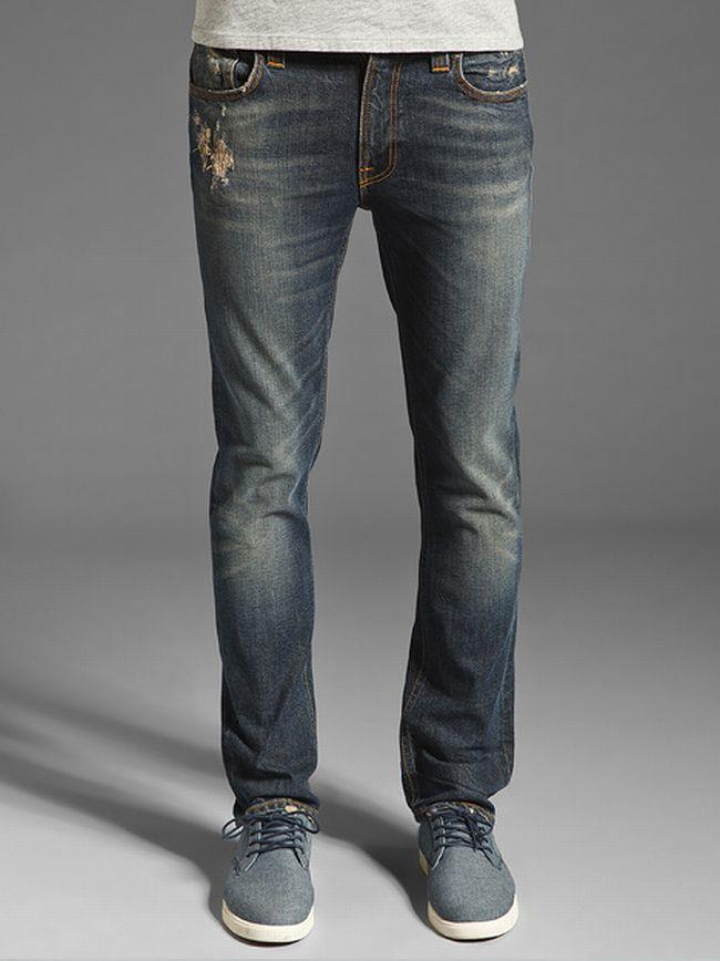 ヌーディージーンズ NudieJeans シンフィン オーガニック ウェルユーズドThinFinn Org.Well.Used 北欧 スウェーデン ビンテージデニム