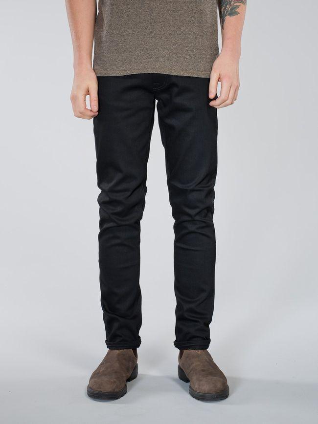 NudieJeans LeanDean DryColdBlack/L30ヌーディージーンズ リーンディーンドライコールドブラック