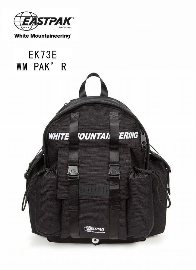 2019-2020秋冬新作 ホワイトマウンテニアリング イーストパック 限定モデル White Mountaineering EASTPAK バックパック デイパック リュックサック