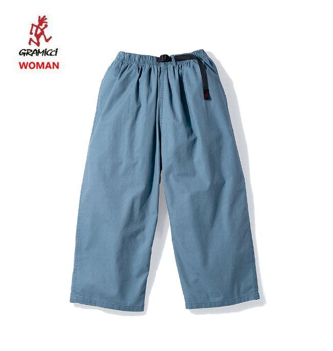 2019SS 春夏新作 グラミチ バスケット バルーン パンツ 女性用Gramicci BASKET BALLOON PANTS Woman