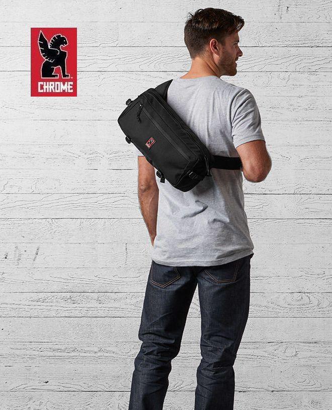 【最大3000円OFFクーポン配布中~8月15日23:59迄】CHROME KADET NylonBlackクローム カデット 2WAYボディバッグ